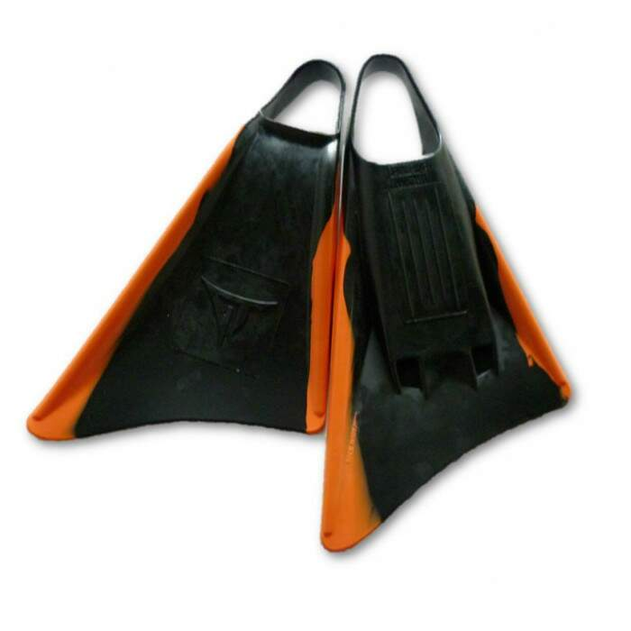 GT Fins Z Black / Orange