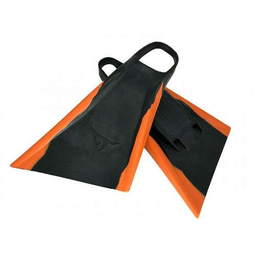 GT Fins Z Cut Black / Orange