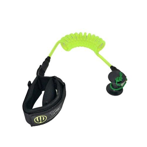 Leash UV Tradicional 7mm P Verde Neon