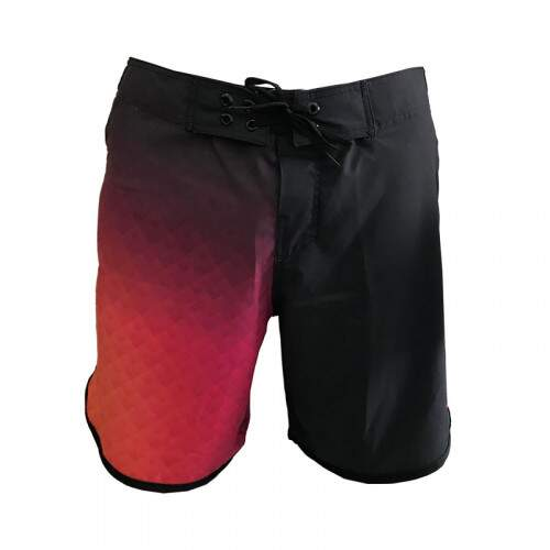 Boardshort GTBoards Escama Laranja