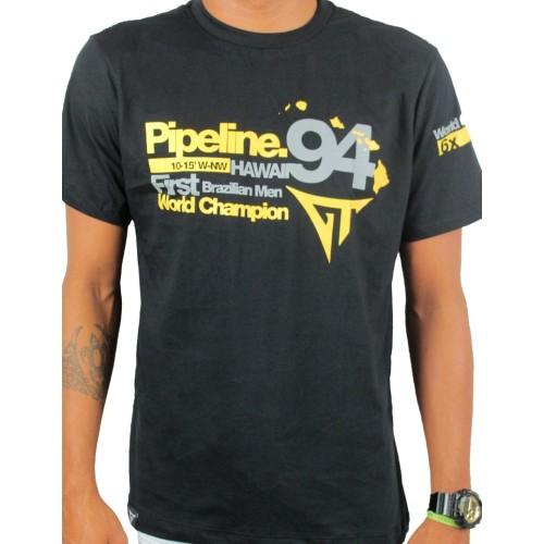 Camisa GT - Pipe Preta